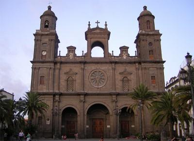 Las Palmas Cathedral Gran Canaria