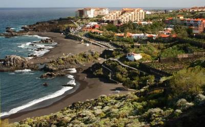 Los Cancajos Beach La Palma
