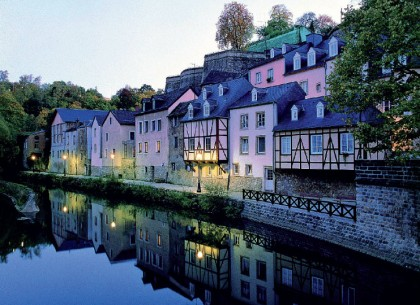 Luxembourg tour guide