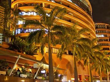 caracas san ignacio shopping center