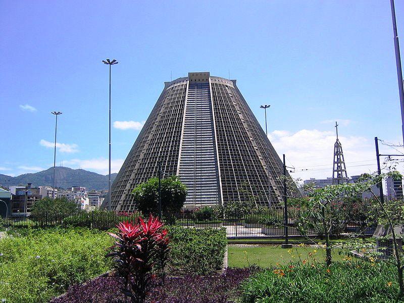 Metropolitan Cathedral Rio de Janeiro