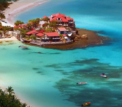 Most glamorous destinations in the world
