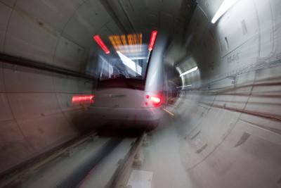 Metro in Seville