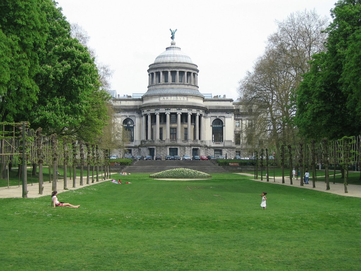 Musee du Cinquantenaire Royal Museums of Art and History