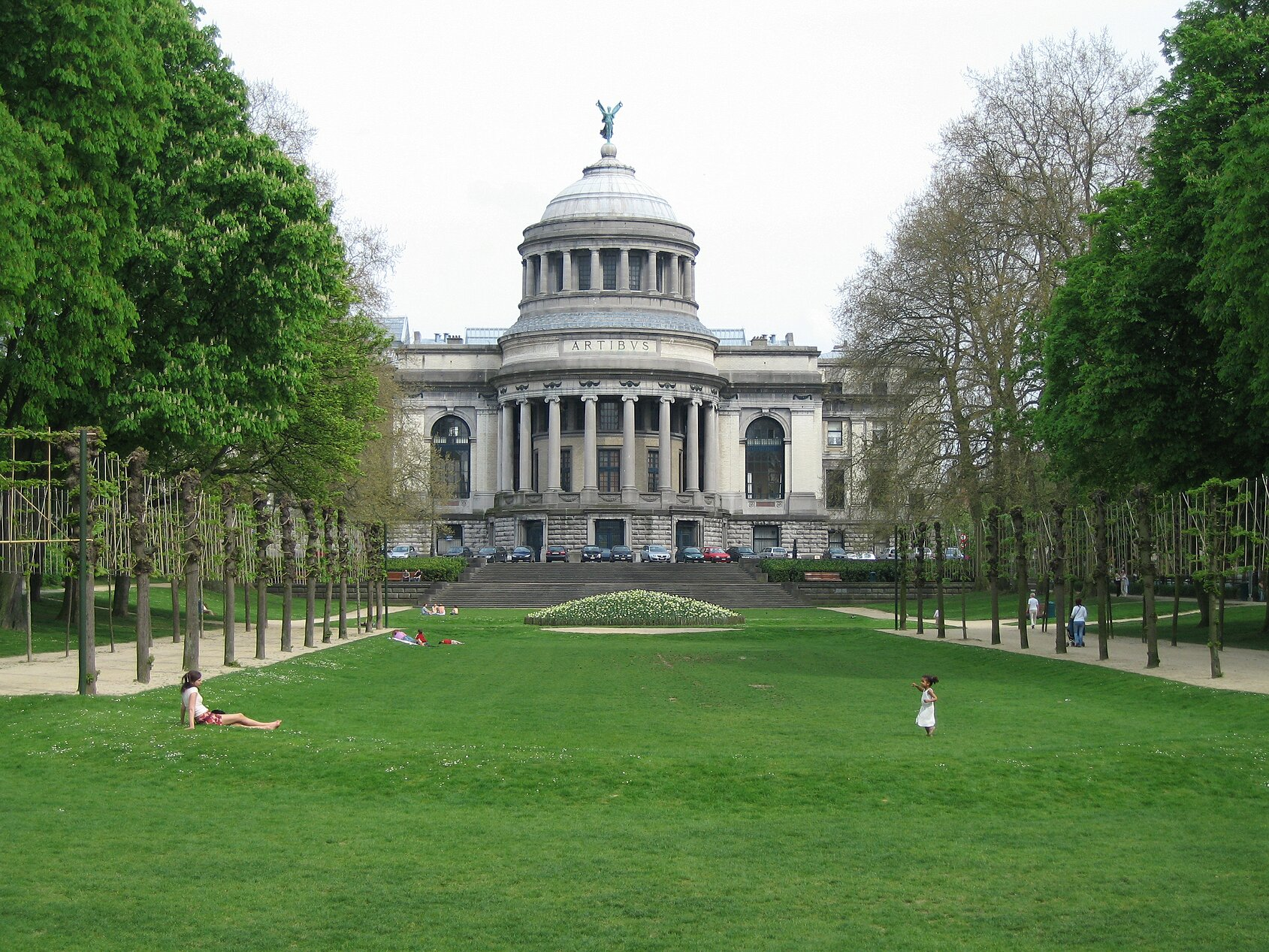 Royal Museums of Art and History- Brussels
