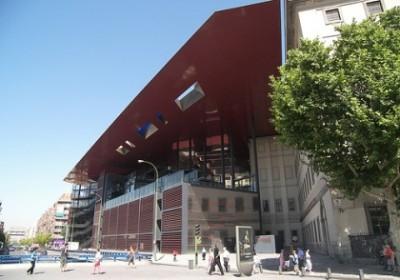 Madrid Reina Sofia Museum
