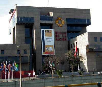 Museums of Peru