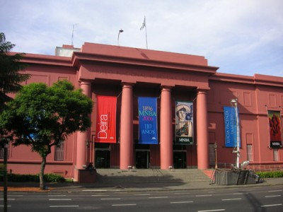 National Museum of Fine Arts Buenos Aires
