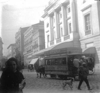 Old photos of Spain