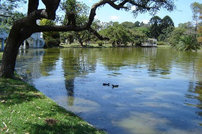Palermo Forests and Lakes Buenos Aires