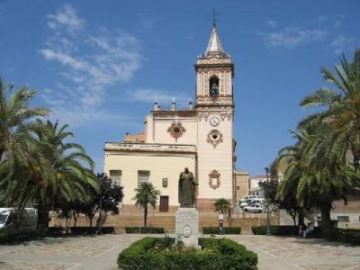 Parish Church of San Pedro Huelva
