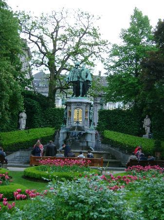 Place du Grand Sablon Brussels