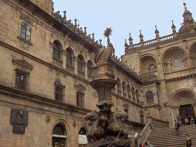 Platería Square Santiago de Compostela