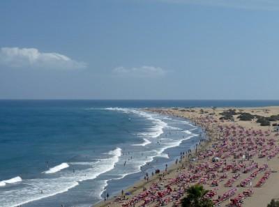 Playa del Inglés Gran Canaria
