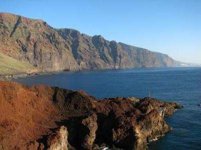 Punta de Teno Tenerife