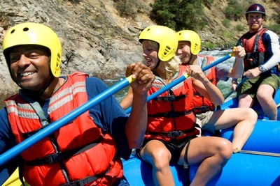 Rafting in Madrid