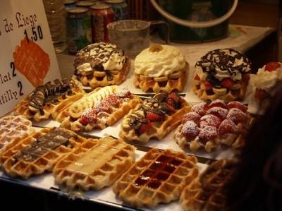 Restaurants Brussels