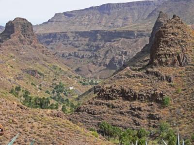 Riscos de Tirajana Gran Canaria