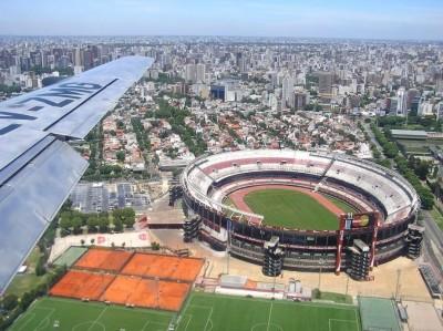 River Plate Monumental Stadium Buenos Aires