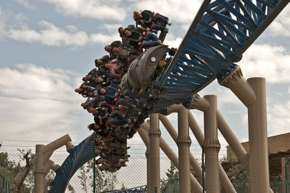 Roller coasters of the world