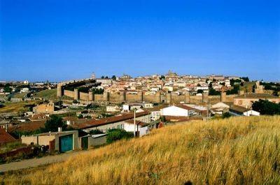 Rural tourism in Avila