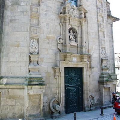 San Fructuoso Santiago de Compostela