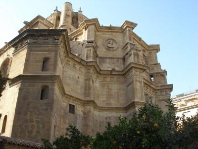 San Jerónimo Monastery Granada