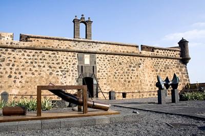 San José Castle Lanzarote
