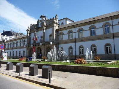 San Marcos Palace Lugo