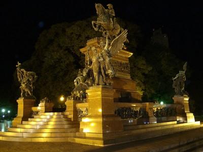 San Martin Square Buenos Aires