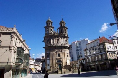 Sanctuary of the Pilgrim Pontevedra