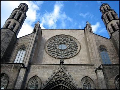 Santa María del Mar Church Barcelona