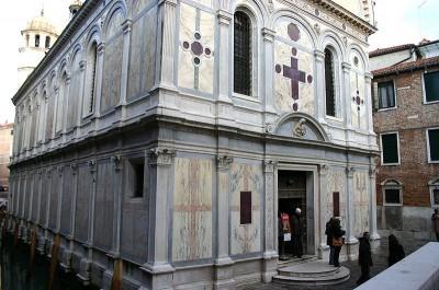 Santa Maria de los Milagros Venice