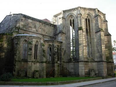 Santo Domingo Ruins Pontevedra