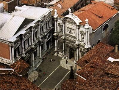 Scuola Grande di San Rocco Venice