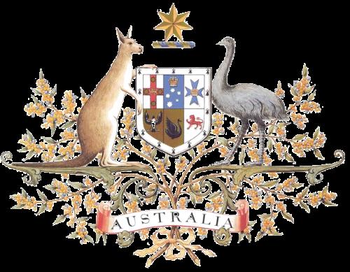 Australia coat of arms
