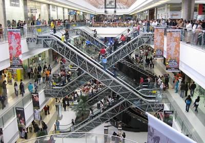 Bogota La Gran Estacion shopping center