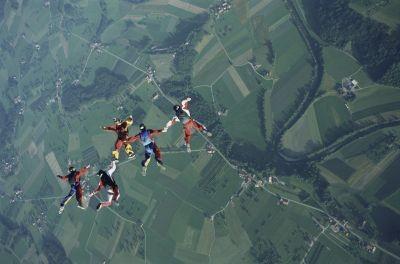 Skydiving Catalunya