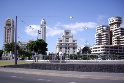 Spain Square Tenerife