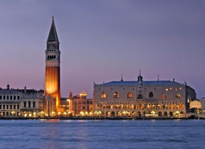 St. Marks Tower Venice