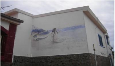 Street art in Ustica