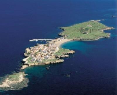 Tabarca Island ALicante