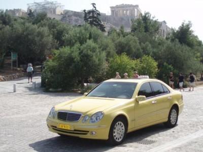 Taxi Athens