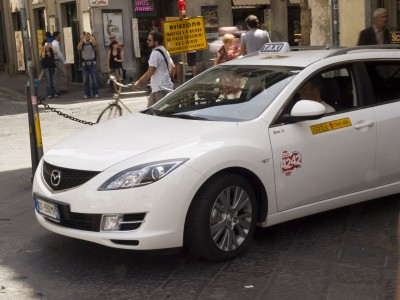 Taxi Florence