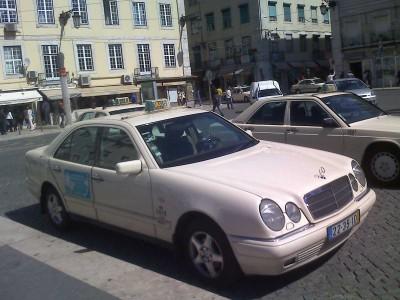 Taxi Lisbon