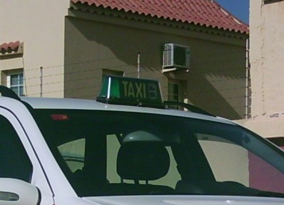 Taxi Menorca
