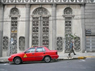 San Jose taxi