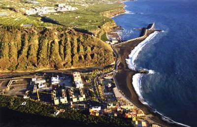 Tazacorte Beach La Palma
