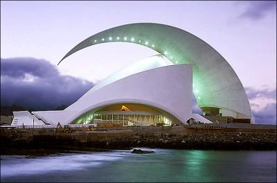 Tenerife Auditorium