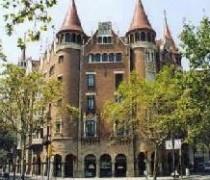 Terrades House in Barcelona